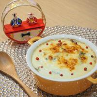 【レシピ】牡蠣のお豆腐クリームグラタン♪