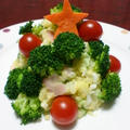クリスマスポテトサラダ