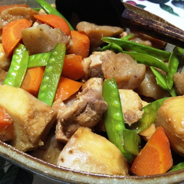 水島弘史流 里芋と鶏肉の煮物「強火をやめると、誰でも料理がうまくなる」