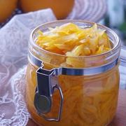使い道いろいろ♪ウエットタイプのオレンジピール&つくレポお礼