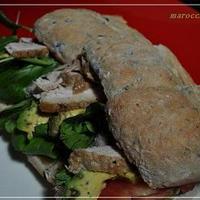 ルクエで雑穀パン