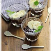 【レシピ】フライパン一つで作る モカコーヒーくずもち。