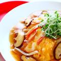 【天津飯】ふんわりとろ~り食感が美味しい!かんたん天津飯の作り方