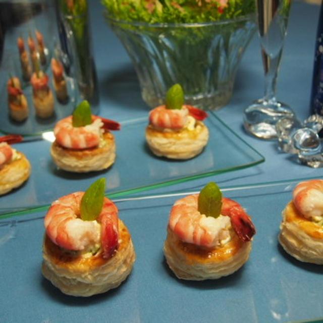 カワイイ美味しい!!お手軽プチパイ  「澪と楽しむパーティーレシピ」