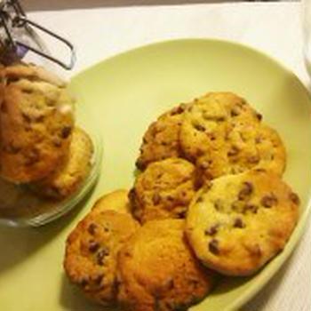 Chocochip cookie しっとりチュウイ―なアメリカンチョコチップクッキー