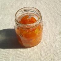 スパイス入りの金柑ジャム クローブ&カルダモン風味