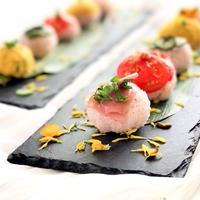 紫蘇酢の活用編「精進寿司」