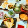 アオリイカの天ぷら定食