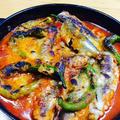 びん詰パスタソースで、いわしのトマト煮風