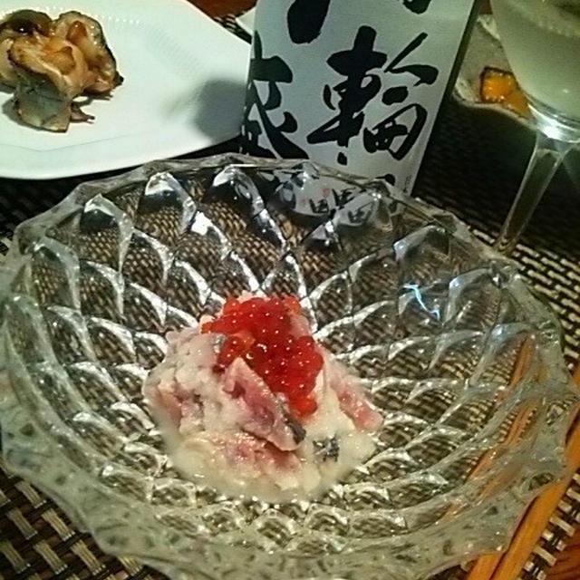 目黒に負けるかと独り溝ノ口秋刀魚祭、秋刀魚の霙和えを冷酒でそして……