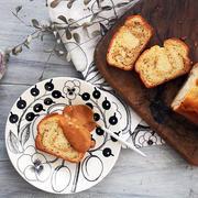 にしきやのパンケーキミックスで作る「キャラメルパウンドケーキ」