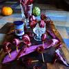 紫芋のシナモンシュガーチップス