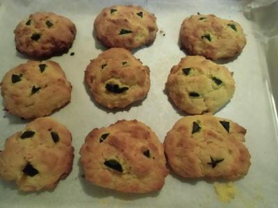 ハロウィンカボチャソフトクッキー