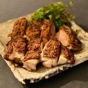 黒こしょう香る鶏の唐揚げ