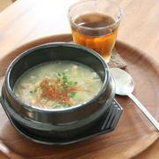 サムゲタン風スープレシピ