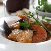 南仏風 魚介のトマトシチュー