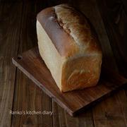 メープルシロップバタートップ食パン