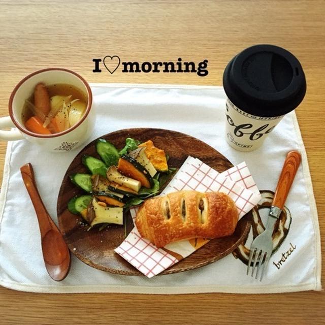 【簡単レシピ】夜寝る前の10分で朝ほっこりポトフ♡