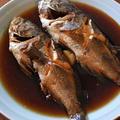 魚の煮付け(黒ソイ)