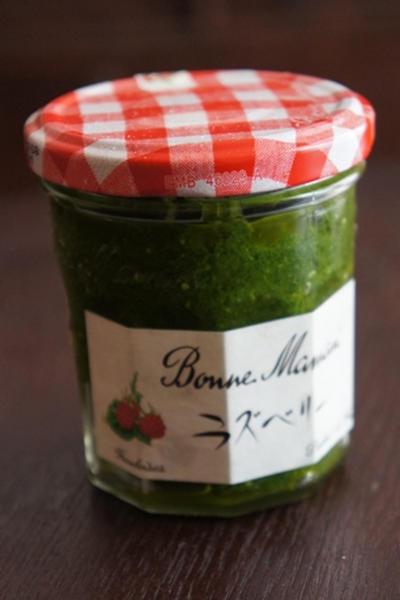 週末保存食作り、大葉ジェノバソース、干し根菜の醤油漬