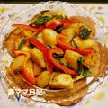 ガリシア風?じゃがいものおつまみ♪ Stir Fried Potato & Celery