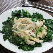 鶏肉を使って☆「モランボン 」韓の食菜 塩チャプチェを作ってみました~