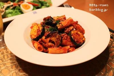 ≪レシピ≫ リコピンリッチな大豆のお肉ミートソース