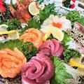 【レシピ】パーティメニューに華やか【バラのお刺身】#クリスマス#お正月#ひな祭り#お祝い#誕生日