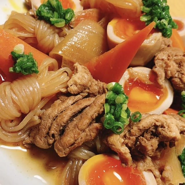 【レシピ】プロの肉じゃが!板前の黄金比率!
