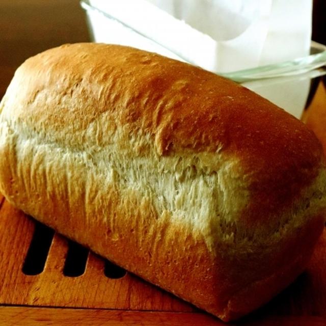 久しぶりにパウンド型・・シンプルパン&にゃ♪