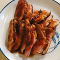 フライパンで簡単調理!オレンジジュースに漬け込んだ鴨とオリーブオイルに漬けたアジ