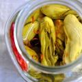 牡蠣のオイル漬けとオイル活用レシピ