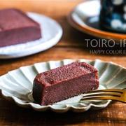 濃厚!テリーヌショコラとお菓子のラッピング、今日のレシピ