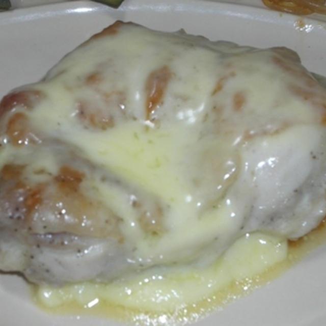 鶏肉のチーズ焼き