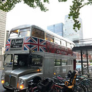 超ワクワク!貸切ロンドンバス東京クルージングレポ