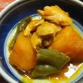 「鶏肉とかぼちゃの煮物」&「茄子の田楽」