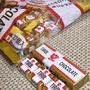 "NHK「有吉のお金発見 突撃!カネオくん」で""あのひと粒チョコ""を特集していた!!"