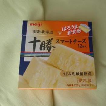 スマートチーズパン