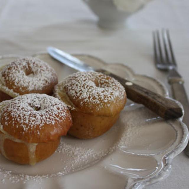 ロシア風の焼きリンゴ(つくレポ)