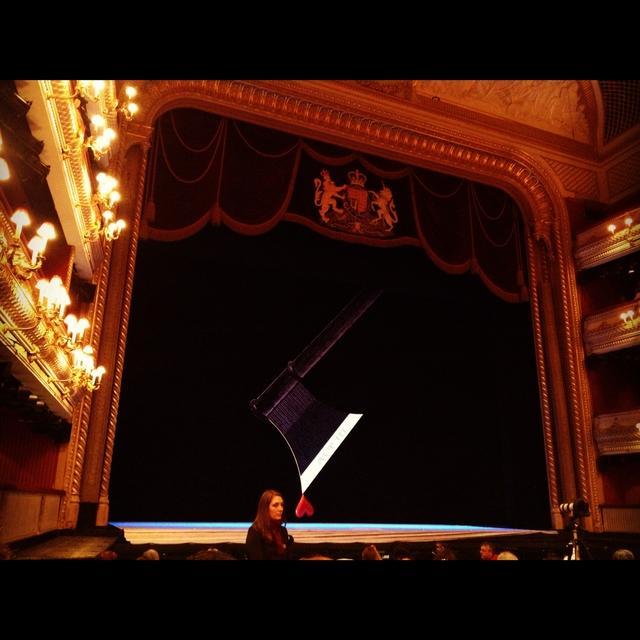 ロイヤルバレエ団の「不思議の国のアリス」