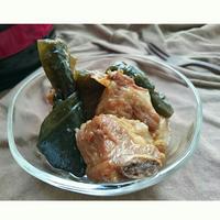 wonder chef家庭用マイコン電気圧力鍋で~お婆のソーキ(スペアリブの煮込み)お弁当作り
