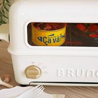 BRUNOトースターグリルでサヴァ缶アヒージョ!