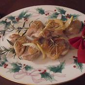 ローズマリーチキン(プロヴァンス風焼き鳥)