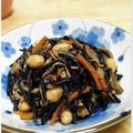 我が家の定番副菜☆ひじきと大豆の煮物♪