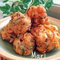 麩わ麩わ〜✨豆腐水切り不要✨手作りがんも by Mariさん