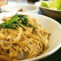 【Recipe】えのきすき焼き丼