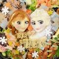 アナと雪の女王オードブル&オラフもいます^^♪