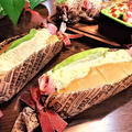 【レシピ】めちゃ旨★味にコクと深み★お弁当に★ランチに【オイマヨ卵サンドドックパン】 by ☆s4☆さん