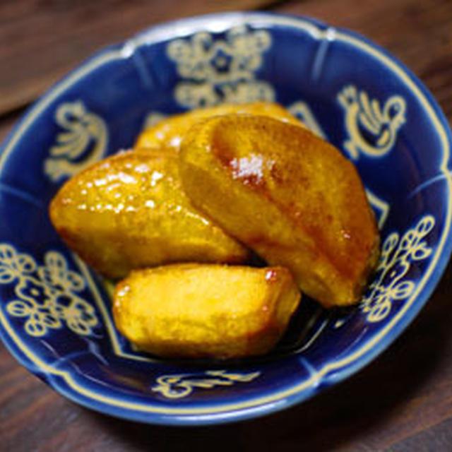 メープルバター大学芋