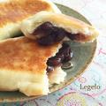 50分で簡単お菓子♪フライパンで あん包み 薄焼きパン